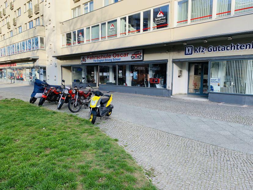 School Fahrschule Oscar GmbH Friedenau 1