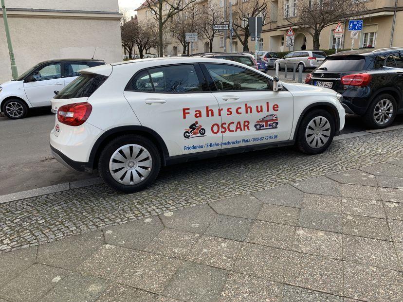 Fahrschule Oscar Friedenau 4
