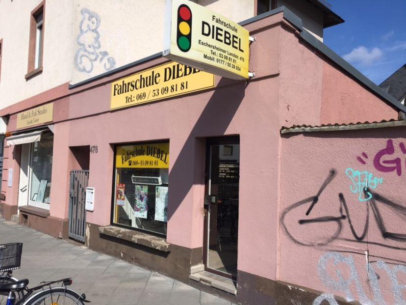 Fahrschule Hans-Heinrich Diebel Eschersheim 2