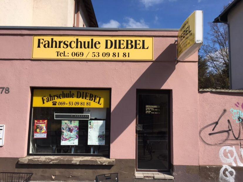 Fahrschule Hans-Heinrich Diebel Eschersheim 1