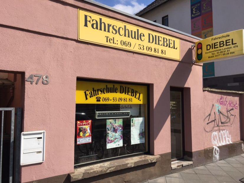 Fahrschule Hans-Heinrich Diebel Eschersheim 3