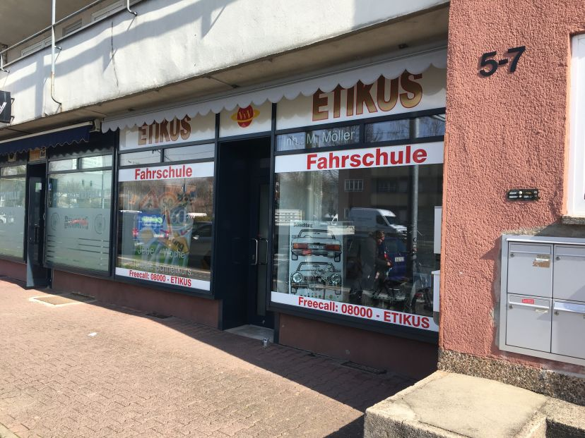 Fahrschule Etikus - Praunheim 2