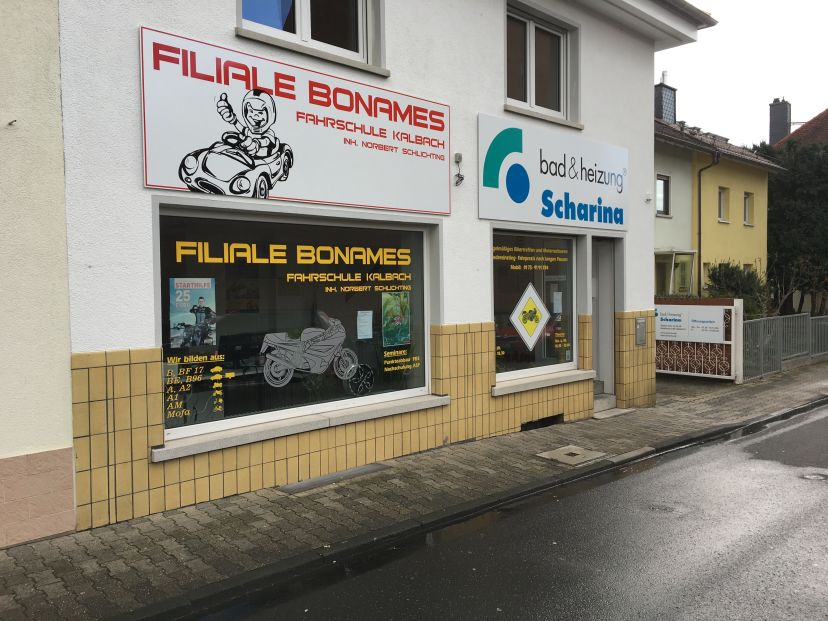 Fahrschule Kalbach - Bonameser Hainstraße Frankfurt Bonames 1