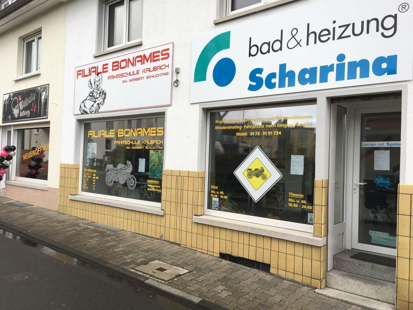 Fahrschule Kalbach - Bonameser Hainstraße Bonames 3