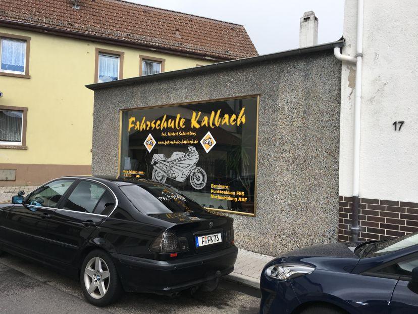 Fahrschule Kalbach - Talstraße Frankfurt am Main Kalbach-Riedberg 3