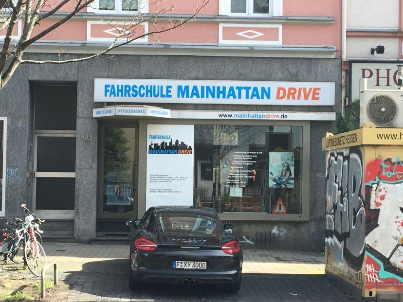 Fahrschule Mainhattan Drive - Nordend Frankfurt 1
