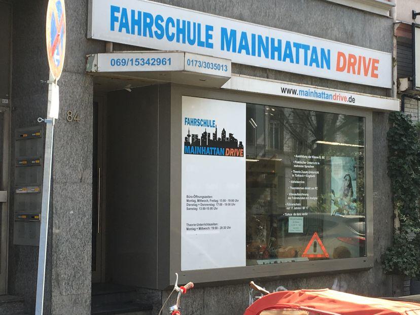 Fahrschule Mainhattan Drive - Nordend Frankfurt 2