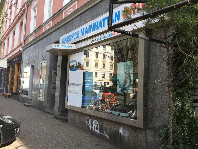 Fahrschule Mainhattan Drive - Nordend Frankfurt 3