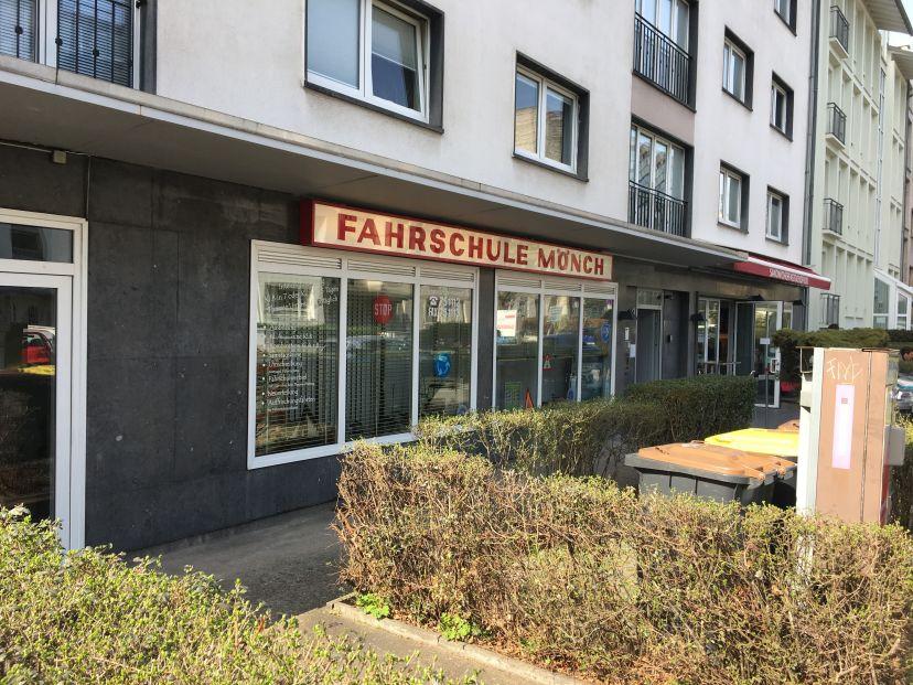 Fahrschule Mönch - Westend-Süd Bahnhofsviertel 2