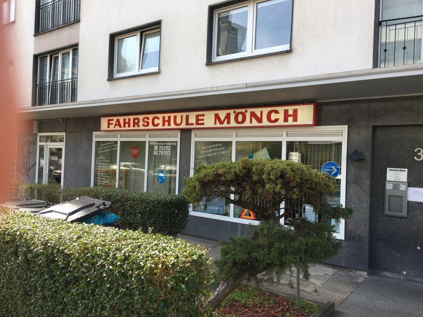Fahrschule Mönch - Westend-Süd Bahnhofsviertel 3
