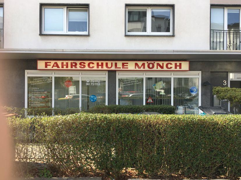 Fahrschule Mönch - Westend-Süd Bahnhofsviertel 1