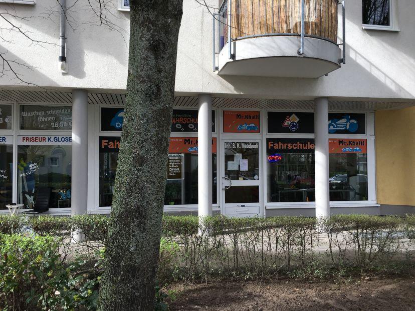 Fahrschule Mr. Khalil - Niederursel Frankfurt 1