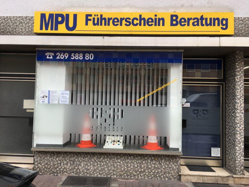 Fahrschule Preuss & Partner - MPU Beratung Frankfurt, Innenstadt I Frankfurt am Main 1
