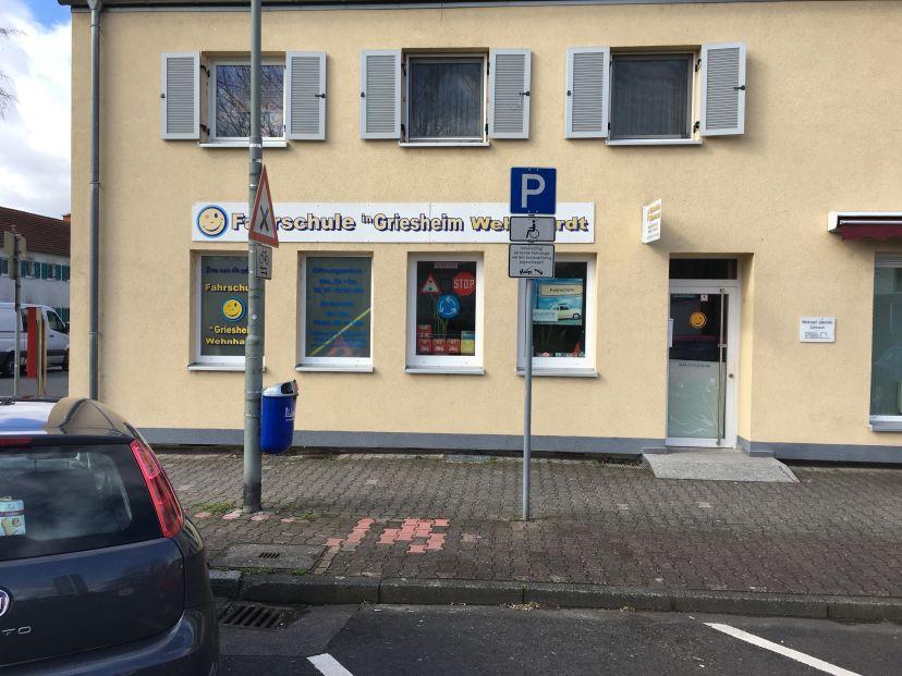 Fahrschule Wehnhardt - Griesheim Frankfurt 1