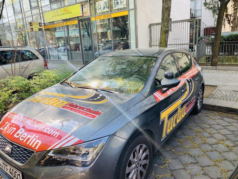Fahrschule  Turbo-Fahrschule Berlin (Moabit) Moabit 4
