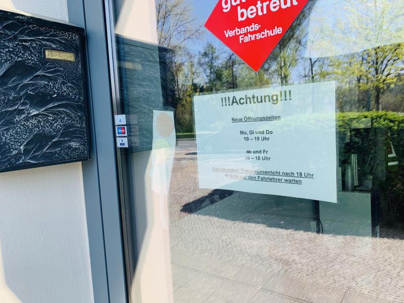 Fahrschule Herberg Berlin Mitte 1
