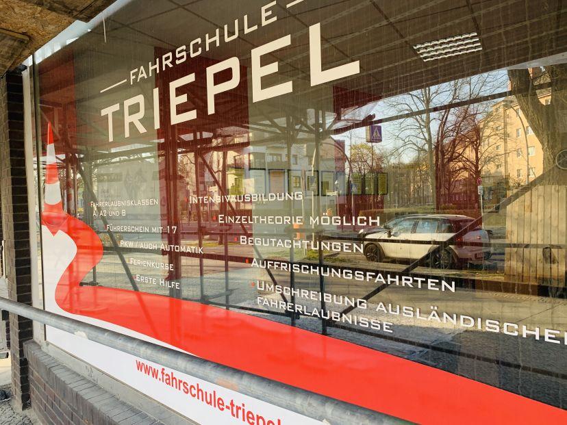 Fahrschule Triepel Berlin Schmargendorf 1