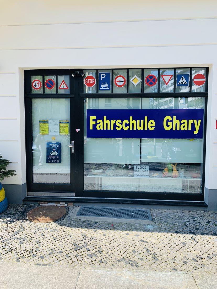 Fahrschule Ghary Berlin Bezirk Charlottenburg-Wilmersdorf 1