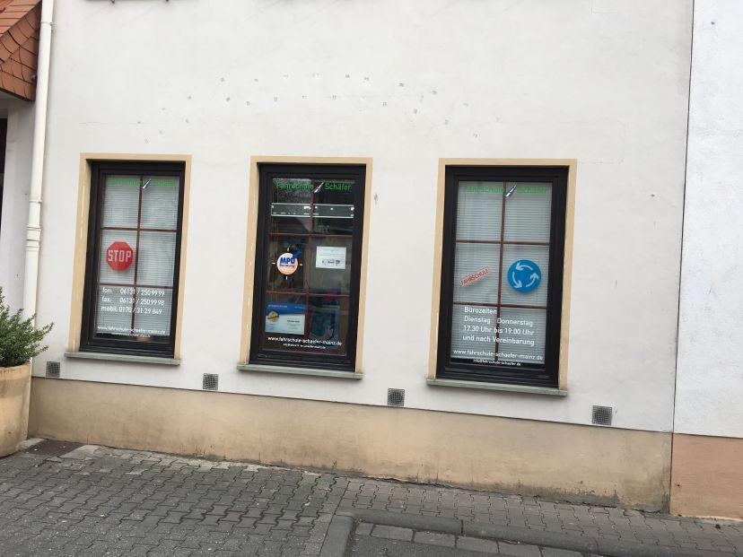 Fahrschule Schäfer Reinhold Hechtsheim 2