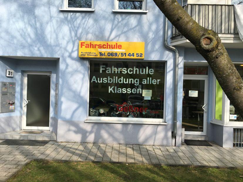 Fahrschule Auto Geßner École GmbH - Ginnheim 1