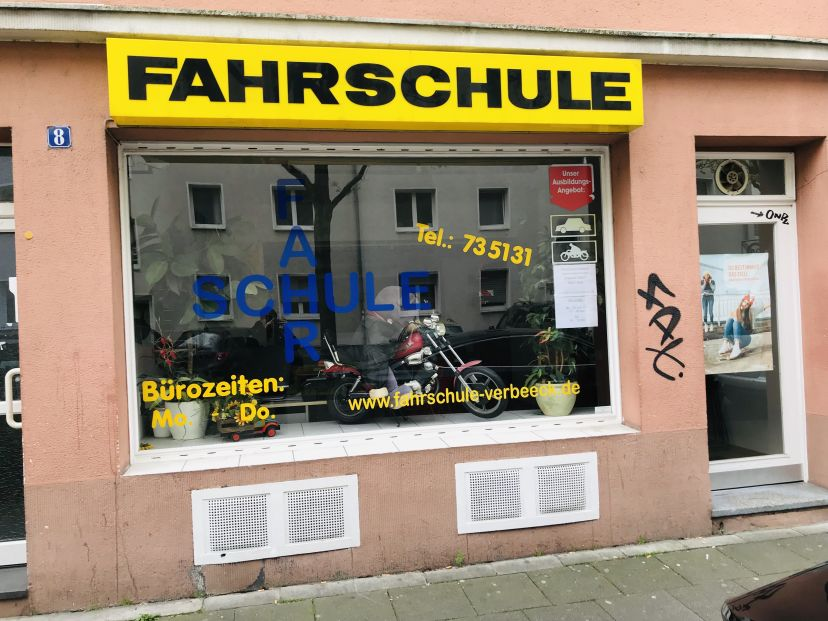 Fahrschule Verbeeck Köln Köln-Neustadt-Nord 1