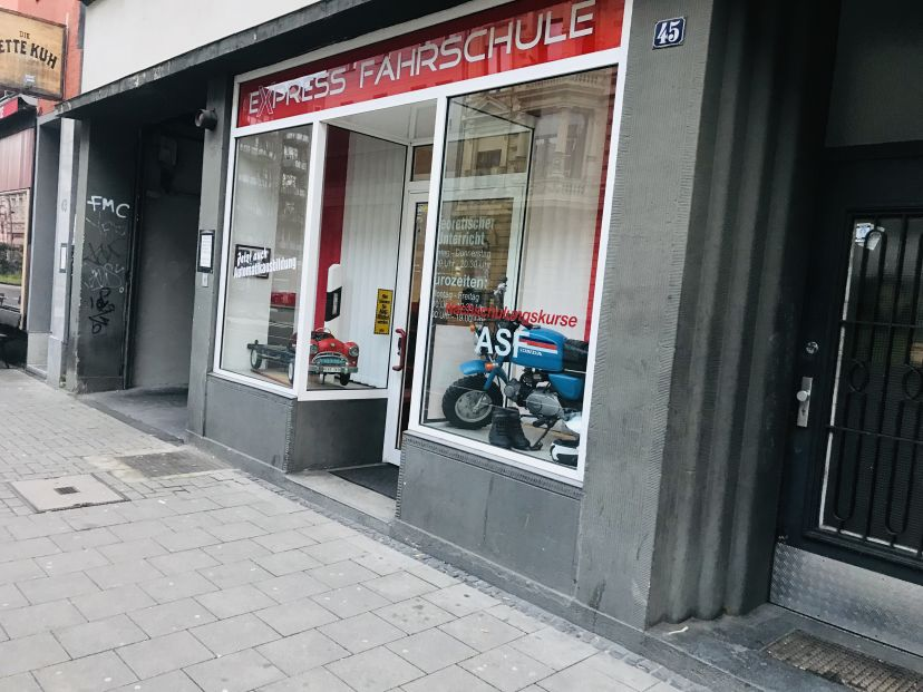 Fahrschule Express Köln Bayenthal 2