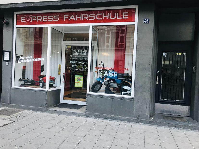 Fahrschule Express Köln Bayenthal 1
