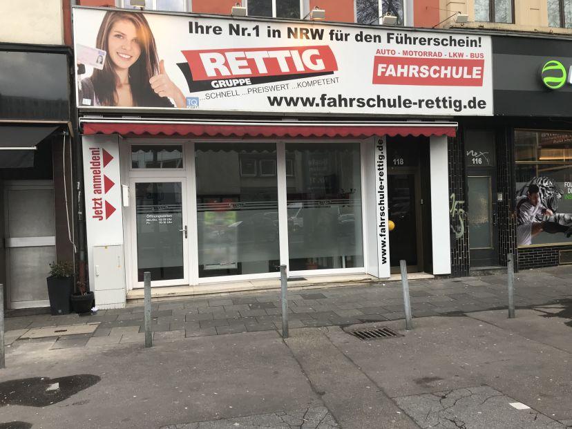 Fahrschule Rettig Gruppe Zentrum - Weyerstr. 118 Köln Altstadt-Süd 1