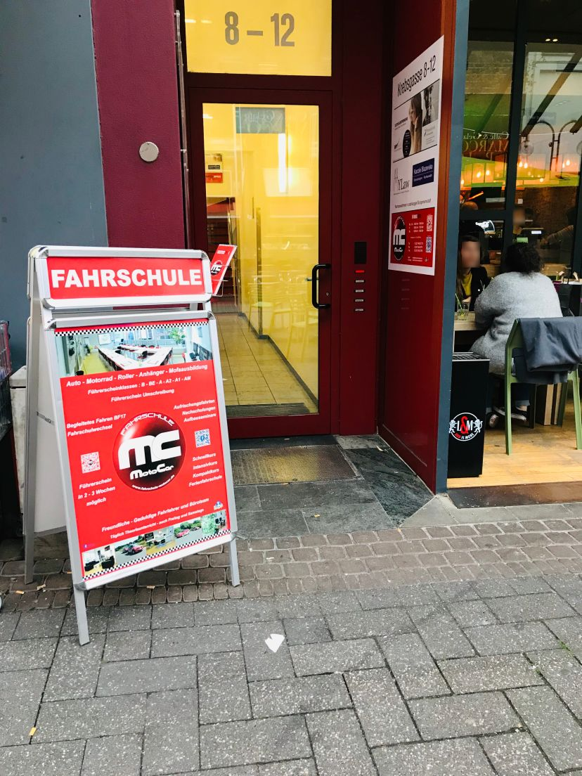 Fahrschule Motocar - Altstadt-Nord Altstadt-Süd 1
