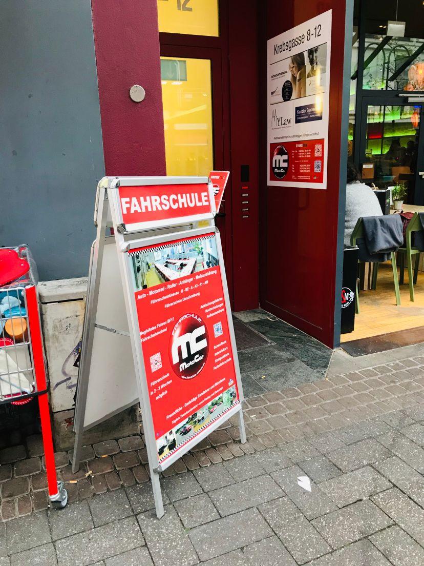 Fahrschule Motocar - Altstadt-Nord Altstadt-Süd 2