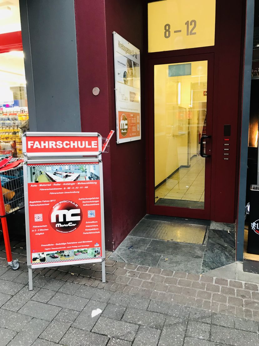 Fahrschule Motocar - Altstadt-Nord Altstadt-Süd 7