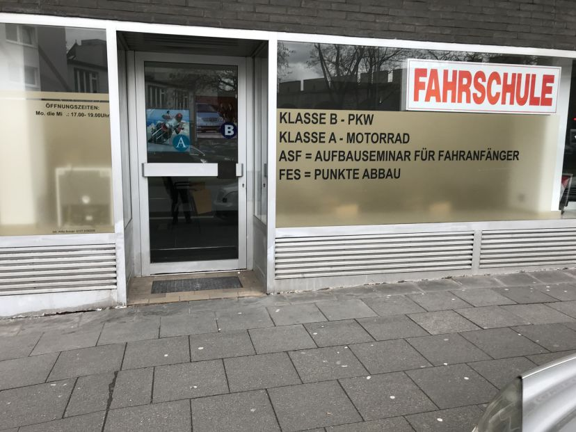 Fahrschule Smid H. - Altstadt-Nord Köln 1