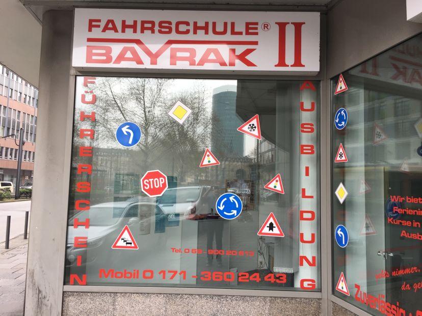 Fahrschule Bayrak GmbH - Baseler Str. Frankfurt Gutleutviertel 1