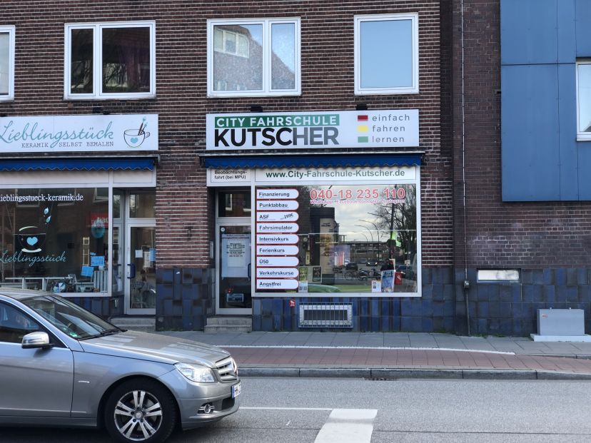 Fahrschule City Kutscher Wentorf bei Hamburg 1