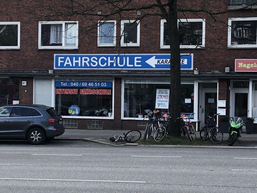 Fahrschule Karateke - Winterhude Hamburg 1