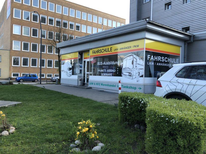 School SVG Fahrschule Hamburg GmbH Hammerbrook 1