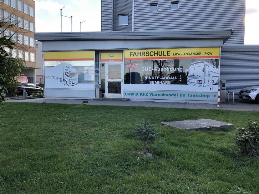 School SVG Fahrschule Hamburg GmbH Hammerbrook 4