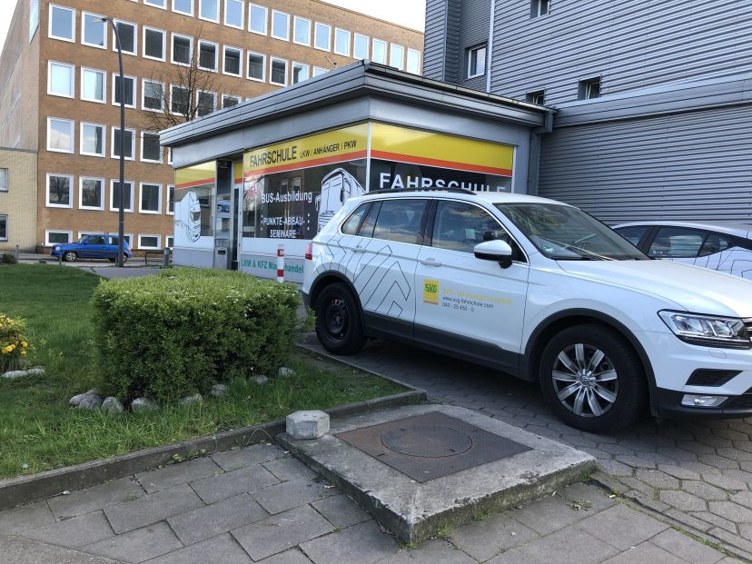 School SVG Fahrschule Hamburg GmbH Hammerbrook 5