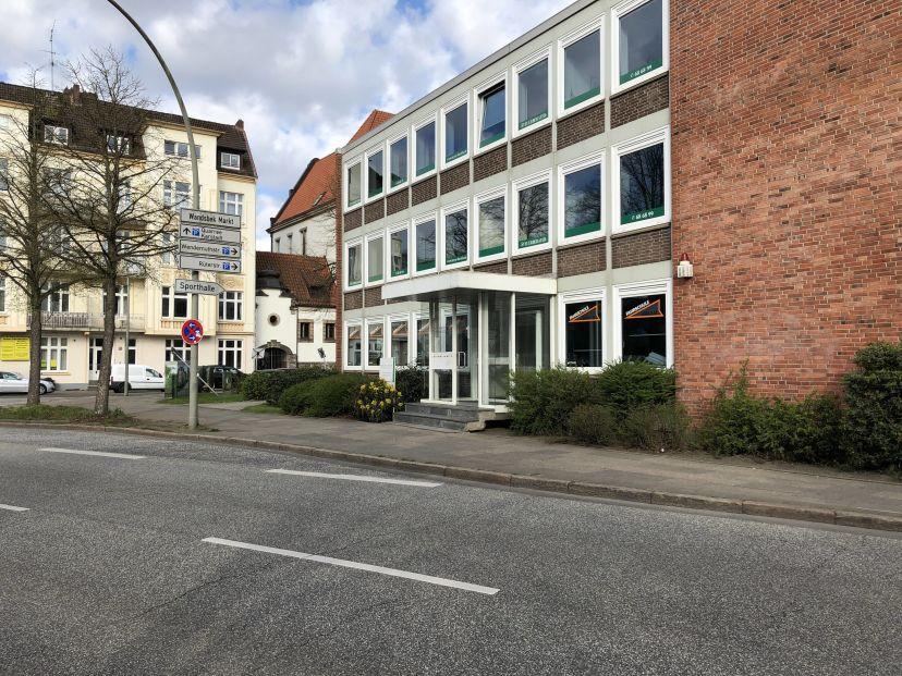 Fahrschule Ennulat - Neumann-Reichardt-Straße Wandsbek 2
