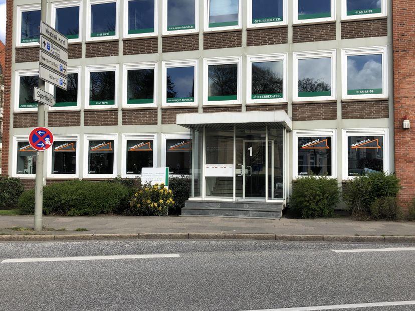 Fahrschule Ennulat - Neumann-Reichardt-Straße Wandsbek 1