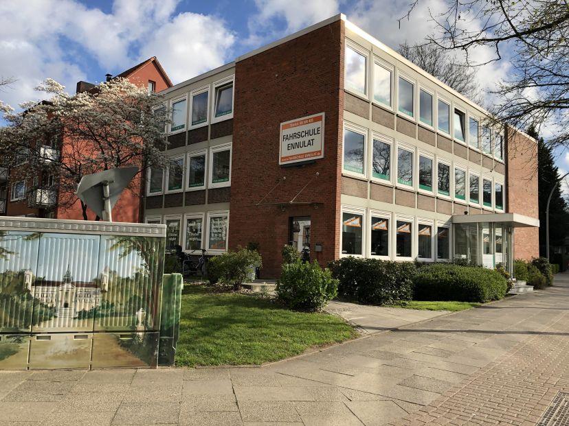 Fahrschule Ennulat - Neumann-Reichardt-Straße Wandsbek 4