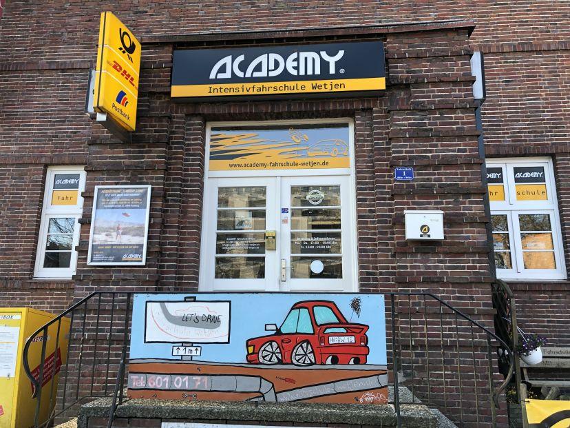 Fahrschule Academy Wetjen - Stadtbahnstraße Lottbek 1