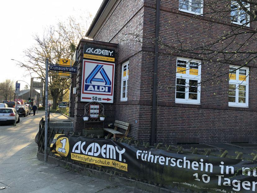 Fahrschule Academy Wetjen - Stadtbahnstraße Lottbek 3