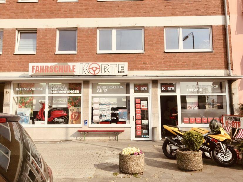 Fahrschule Korte GmbH Düsseldorf Eller 1