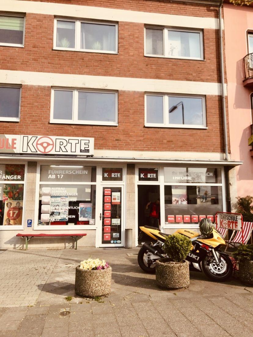 Fahrschule Korte GmbH Lierenfeld 3