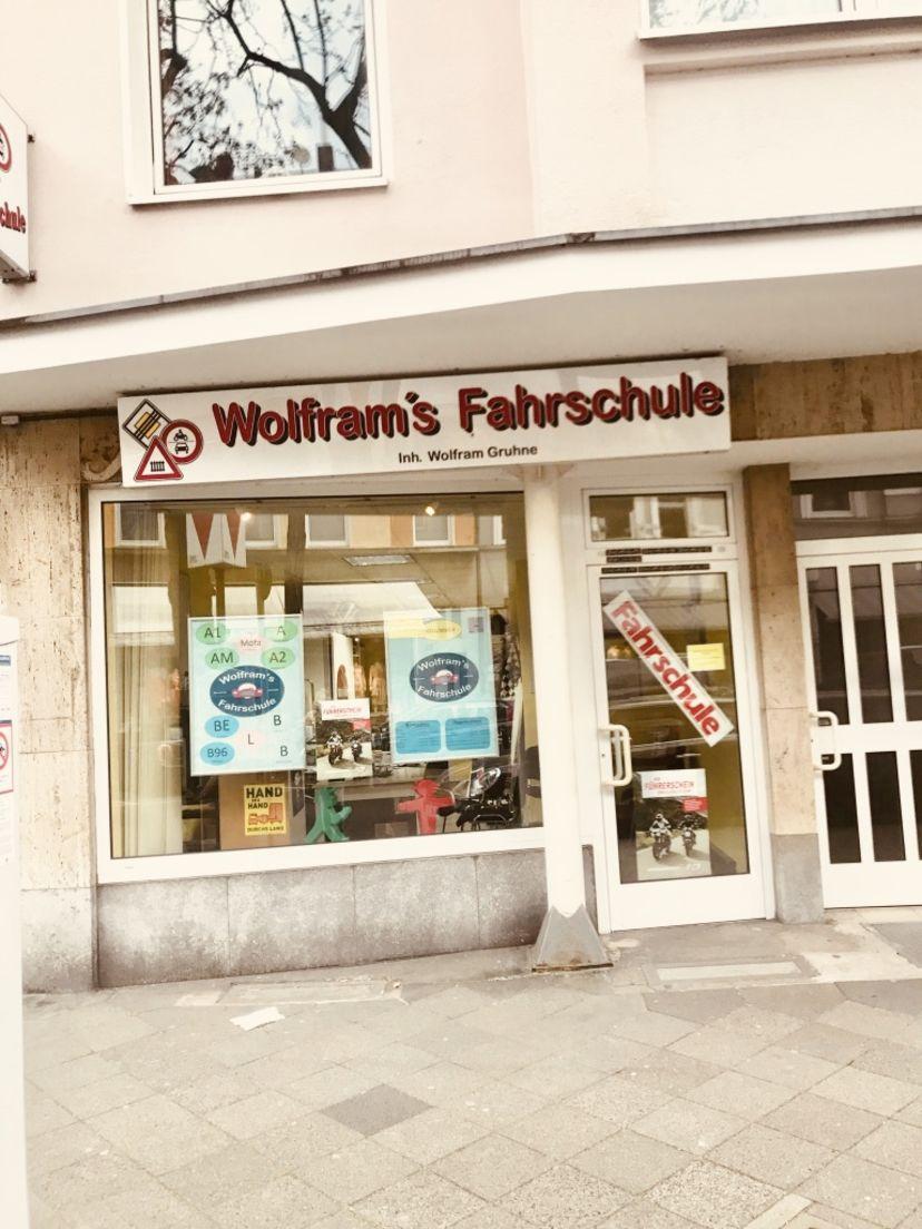 Fahrschule Wolframs's Inh. Wolfram Gruhne Düsseldorf Unterbilk 2