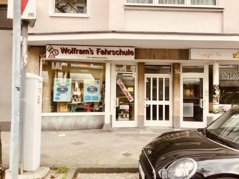 Fahrschule Wolframs's Inh. Wolfram Gruhne Düsseldorf Unterbilk 4