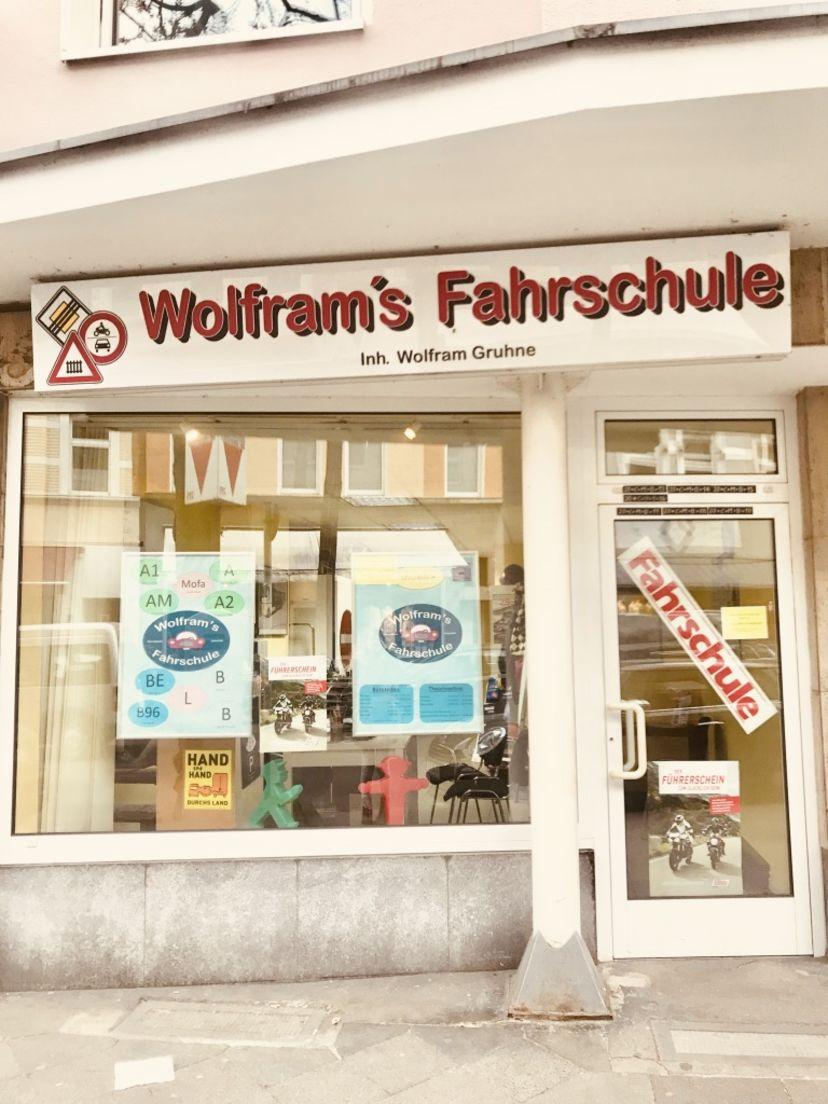 Fahrschule Wolframs's Inh. Wolfram Gruhne Düsseldorf Unterbilk 5