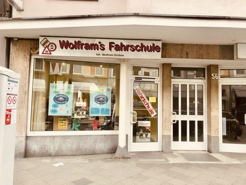 Fahrschule Wolframs's Inh. Wolfram Gruhne Unterbilk 1