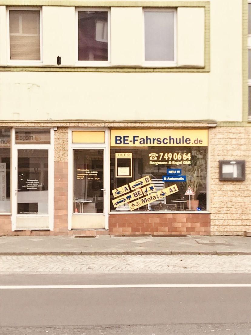 Fahrschule BE-Fahrschule, Bergmann & Engel GbR Reisholz 2